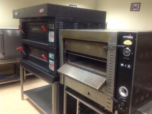 Secondhand Catering Equipment Ovens Combi Convection