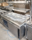 Four Well Bain Marie with Hot Pass and Heated Cupboard