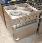 Fagor 4 Ring Cooker with Oven