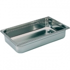 Stainless Steel Bain Marie Tray 1/1 65mm Deep