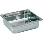 Stainless Steel Bain Marie Tray 1/2 150mm Deep