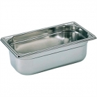 Stainless Steel Bain Marie Tray 1/3 150mm Deep