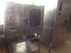 Angelo Po 6 Grid Gas Combi Oven