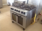 6 Ring Falcon Dominator 900 Series with Convection Oven